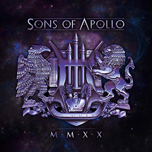 SONS OF APPOLLO - MMXX