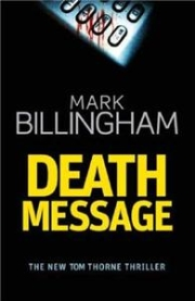 Death Message de Mark Billingham