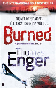 Burned de Thomas Enger